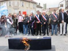 Collège Granges marche cercueil (3)
