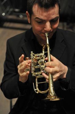 Orgue et trompette avec Mathieu REINERT et Christophe DURANT - Gerardmer  info