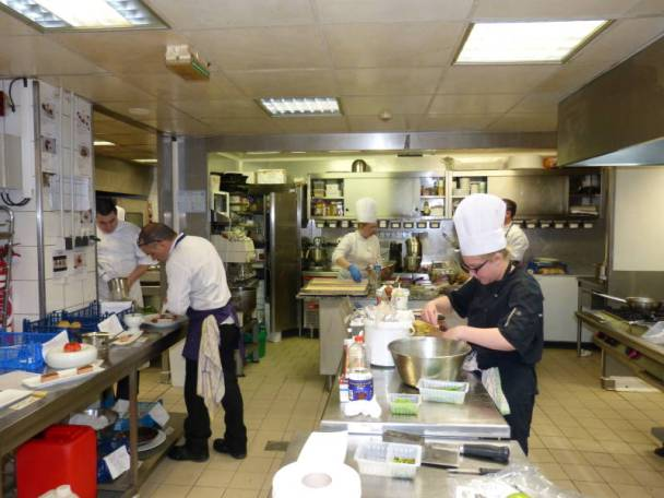 Effervescence en cuisine