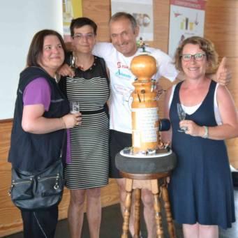 Collègues Errasmus+ et Shell-Ecomarathon