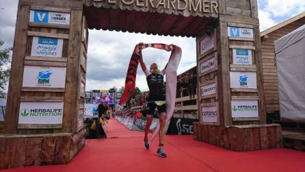 Tom Lecomte triathlon 2018 Gérardmer