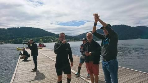 depart DO gérardmer triathlon 2018 (2)