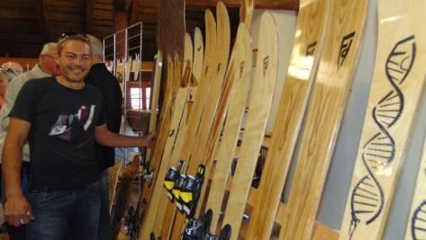 fon de vallée - nicolas roux ski
