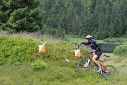 vélo course d'orientation