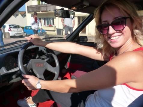 Mégane en Peugeot