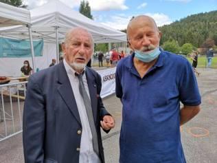 François Delon et un ami de longue date en la personne de Raynald Clément