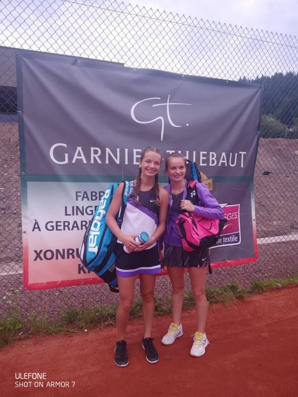 tournoi de doubles tennis Garnier (4)