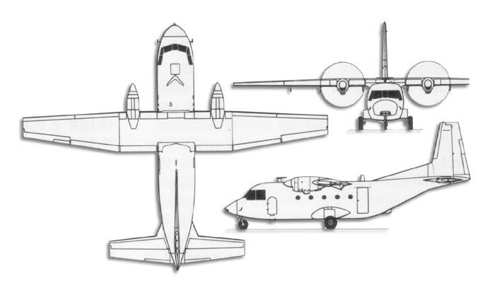 CASA C-212 Aviocar / Airbus C212