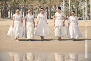 Sesión fotográfica en la playa, fotografías grupos regionales, Fotografo en castellón, Fotógrafo Gaitas Castellón (7)