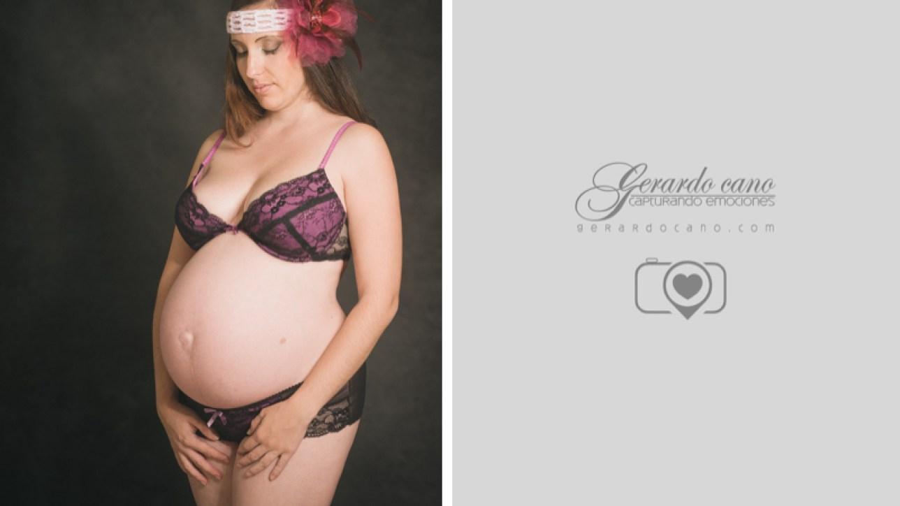 Reportaje fotos embarazada - Fotografía de embarazo - Fotos premamá