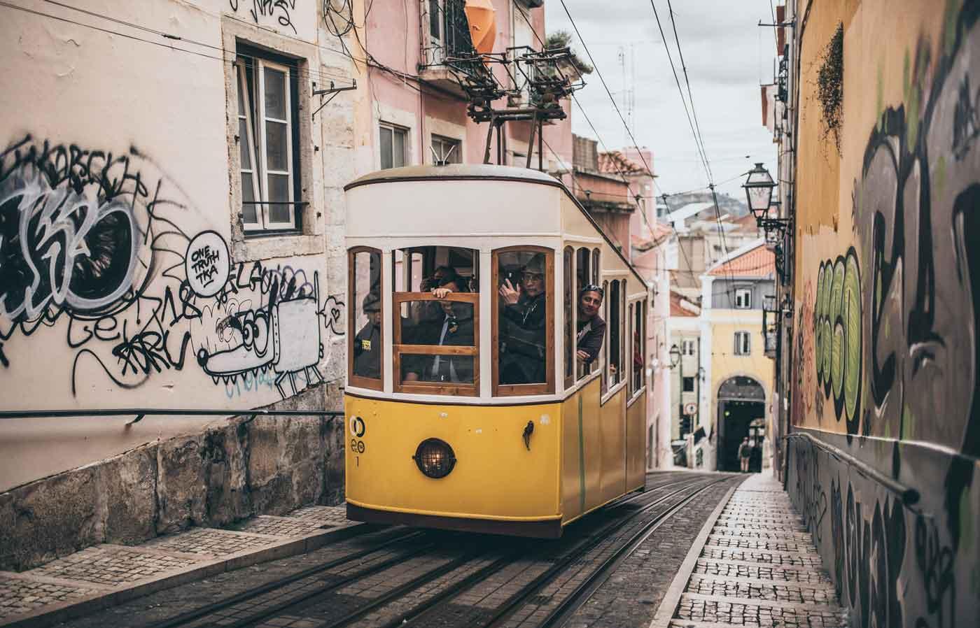 Lisbona, città da scoprire ed ammirare • Gerardo Pandolfi