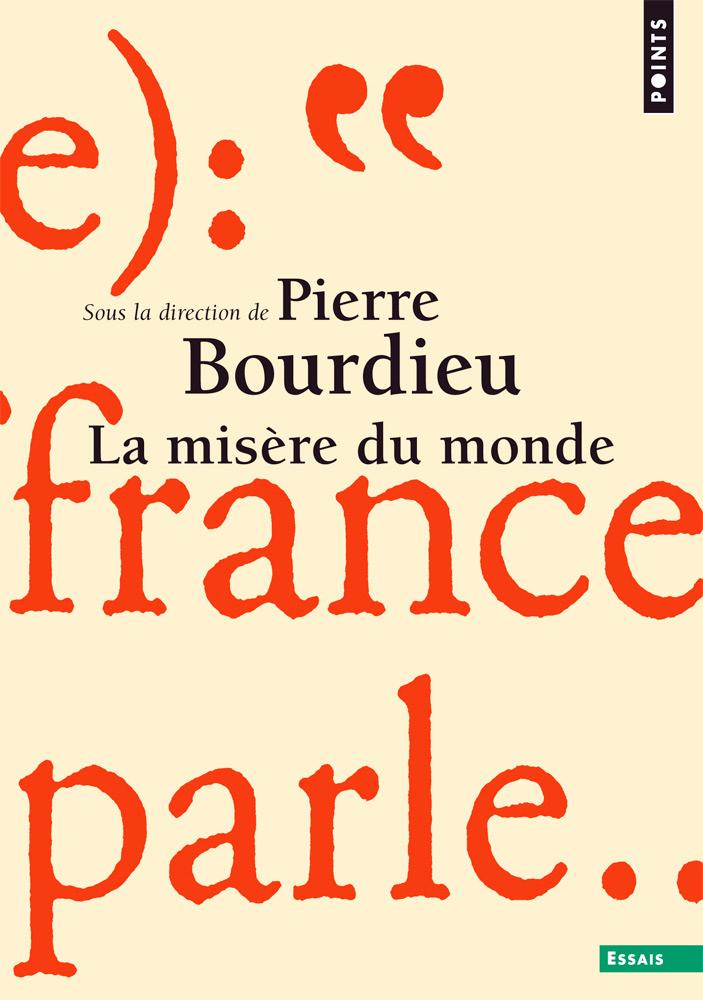 Bourdieu La Misère Du Monde : bourdieu, misère, monde, Image