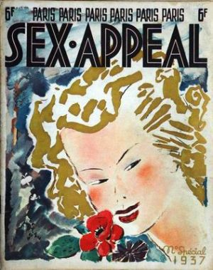 sex-appeal ou lappel aux hommes