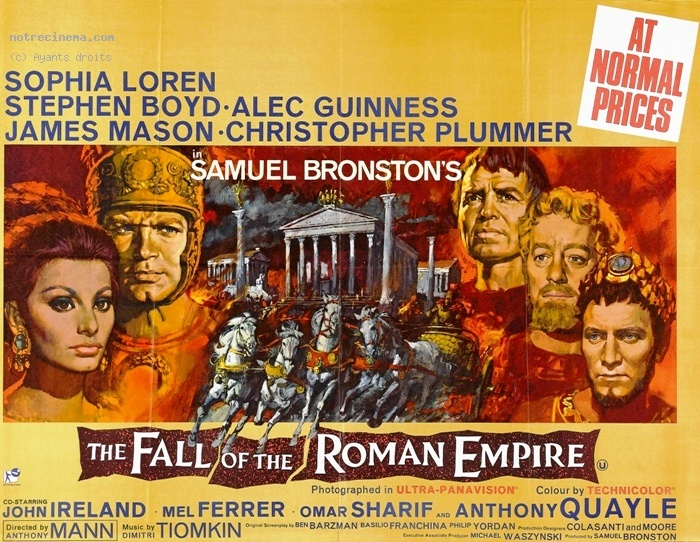a-chute-de-l-empire-romain-affiche
