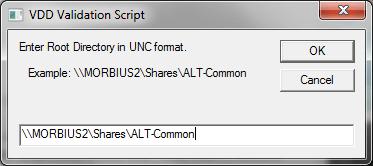 Script prompt