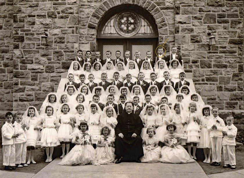 St. Mary's Communion Class