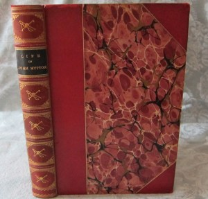 The Life of John Mytton, Esq. With His Hunting, Racing, Shooting, Driving and Extravagant Exploits Spine and front cover