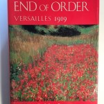 The End of Order Versailles 1919 Front Cover