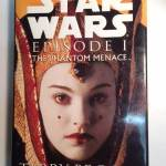 Star Wars Episode I The Phantom Menace Front Cover