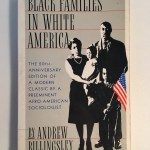 Black Families in White America Front Cover