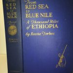 From the Red Sea to the Blue Nile A Thousand Miles of Ethiopia