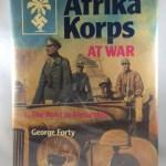 Afrika Korps at War: The Road to Alexandria v. 1