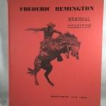 A Catalogue of the Ferderic Remington Memorial Collection