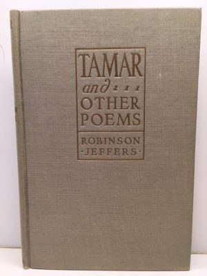 Tamar and Other Poems