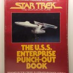 Star trek, the motion picture: The U.S.S. Enterprise punch-out book