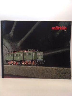 Märklin HO 1986/87 E