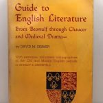 Guide to English Literature: From Beowulf Through Chaucer and Medieval Drama (College Outline Series)
