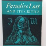 Paradise Lost and Its Critics