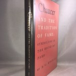 Chaucer and the Tradition of Fame: Symbolism in The House of Fame
