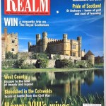 Realm: the Magazine of Britain's History and Countryside {Number 106, October, 2002}