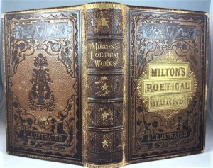 The Poetical Works of John Milton (Two Volumes Bound as One)