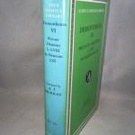 Demosthenes: Private Orations. Vol. VI, L - LVIII; In Neaeram LIX (Loeb Classical Library No. 351)