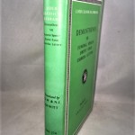 Demosthenes: Funeral Speech, Erotic Essay LX, LXI, Exordia and Letters, Vol. VII (Loeb Classical Library No. 374)