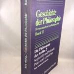 Geschichte Der Philosophie Herausgegeben Von Wolfgang Rod Band II: Die Philosophie der Antike 2, Sophistik Und Sokratik, Plato Und Aristoteles