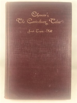 The Canterbury Tales. The Prologue and Four Tales with the Book of the Duchess and Six Lyrics.