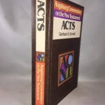 Acnt Acts (Augsburg Commentary on the New Testament)