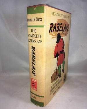 The Complete Works of Rabelais: The Five Books of Gargantua and Pantagruel