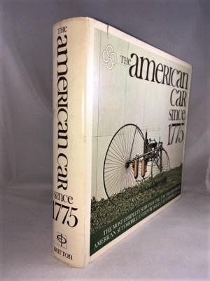 American Car Since 1775: 2