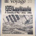Voyage 20: The Official Journal of the Titanic International Society [Spring-Summer 1995]