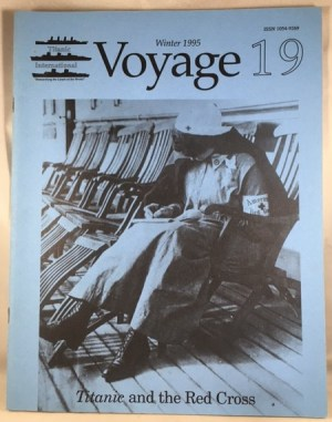 Voyage 19: The Official Journal of the Titanic International Society [Winter 1995]