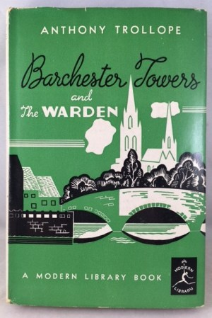 Barchester Towers and The Warden