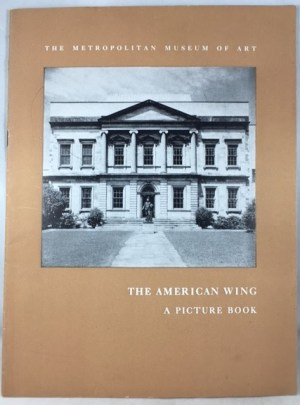 The American Wing - A Picture Book
