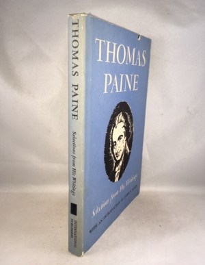 Thomas Paine: Selections From His Writings