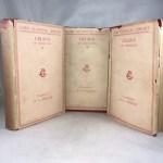 De Medicina. Volume I, Books 1-4; . Volume II, Books 5 and 6 [and] On Medicine. Volume III, Books 7-8. [complete]
