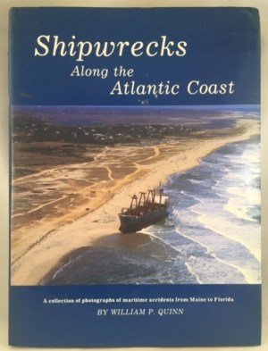 Shipwrecks Along the Atlantic Coast