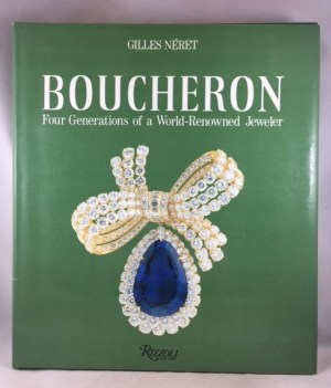 Boucheron Four Generations of a World-Renowned Jeweler